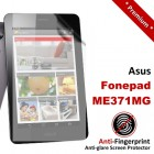 Premium Matte Anti-Fingerprint Asus Fonepad ME371MG Screen Protector
