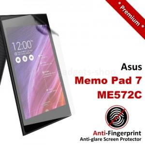 Premium Matte Anti-Fingerprint Asus Memo Pad 7 ME572C Screen Protector