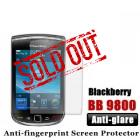 Professional Anti-glare Blackberry 9800 Screen Protector
