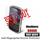 Professional Anti-glare Blackberry Bold 9000 Screen Protector