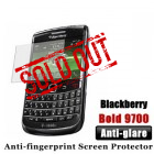 Professional Anti-glare Blackberry Bold 9700 Screen Protector