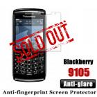 Professional Anti-glare Blackberry Pearl 3G 9105 Screen Protector