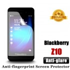 Premium Matte Anti-glare Blackberry Z10 Screen Protector