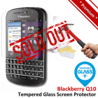 Premium Blackberry Q10 Tempered Glass Screen Protector