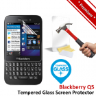 Premium Blackberry Q5 Tempered Glass Screen Protector