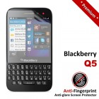 Premium Matte Anti-Fingerprint Blackberry Q5 Screen Protector