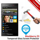 Premium Blackberry Z3 Tempered Glass Screen Protector