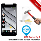 Premium HTC Butterfly 2 Tempered Glass Screen Protector