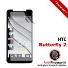 Premium Matte Anti-Fingerprint HTC Butterfly 2 Screen Protector