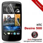 Premium Matte Anti-Fingerprint HTC Desire 500 Screen Protector