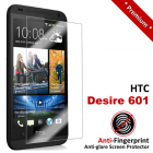 Premium Matte Anti-Fingerprint HTC Desire 601 Screen Protector