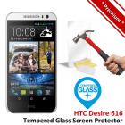 Premium HTC Desire 616 Tempered Glass Screen Protector