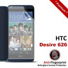 Premium Matte Anti-Fingerprint HTC Desire 626 Screen Protector