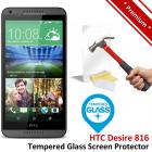 Premium HTC Desire 816 Tempered Glass Screen Protector
