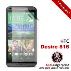 Premium Matte Anti-Fingerprint HTC Desire 816 Screen Protector