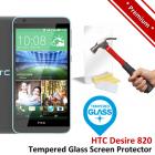 Premium HTC Desire 820 Tempered Glass Screen Protector