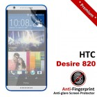 Premium Matte Anti-Fingerprint HTC Desire 820 Screen Protector