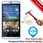 Premium HTC Desire 826 Tempered Glass Screen Protector