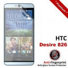 Premium Matte Anti-Fingerprint HTC Desire 826 Screen Protector