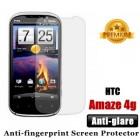 Premium Matte Anti-glare HTC Amaze 4G Screen Protector