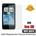 Premium Matte Anti-glare HTC Evo 3D Screen Protector