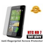 Premium Matte Anti-glare HTC HD7 Screen Protector