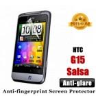 Premium Matte Anti-glare HTC Salsa G15 Screen Protector