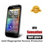 Premium Matte Anti-glare HTC Sensation Screen Protector
