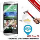 Premium HTC One E8 Tempered Glass Screen Protector