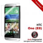 Premium Matte Anti-Fingerprint HTC One E8 Screen Protector