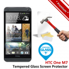 Premium HTC One M7 Tempered Glass Screen Protector