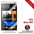 Premium Matte Anti-Fingerprint HTC One M7 Screen Protector