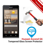 Premium Huawei Ascend G6 Tempered Glass Screen Protector