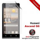 Premium Matte Anti-Fingerprint Huawei Ascend G6 Screen Protector