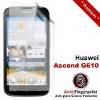 Premium Matte Anti-Fingerprint Huawei Ascend G610 Screen Protector