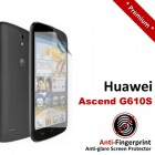 Premium Matte Anti-Fingerprint Huawei Ascend G610S Screen Protector