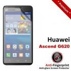 Premium Matte Anti-Fingerprint Huawei Ascend G620 Screen Protector