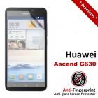 Premium Matte Anti-Fingerprint Huawei Ascend G630 Screen Protector