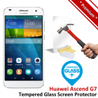 Premium Huawei Ascend G7 Tempered Glass Screen Protector
