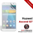 Premium Matte Anti-Fingerprint Huawei Ascend G7 Screen Protector