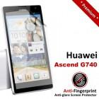 Premium Matte Anti-Fingerprint Huawei Ascend G740 Screen Protector