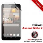 Premium Matte Anti-Fingerprint Huawei Ascend Mate 2 Screen Protector