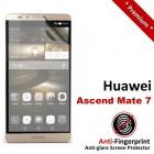 Premium Matte Anti-Fingerprint Huawei Ascend Mate 7 Screen Protector