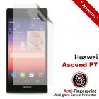 Premium Matte Anti-Fingerprint Huawei Ascend P7 Screen Protector