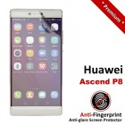 Premium Matte Anti-Fingerprint Huawei Ascend P8 Screen Protector