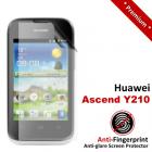 Premium Matte Anti-Fingerprint Huawei Ascend Y210 Screen Protector