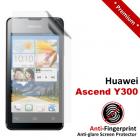 Premium Matte Anti-Fingerprint Huawei Ascend Y300 Screen Protector