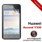 Premium Matte Anti-Fingerprint Huawei Ascend Y330 Screen Protector
