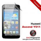 Premium Matte Anti-Fingerprint Huawei Ascend Y511 Screen Protector