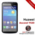Premium Matte Anti-Fingerprint Huawei Ascend Y520 Screen Protector